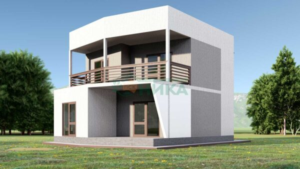 Проект мини-гостиницы Сакриус
